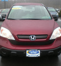honda cr v 2009 maroon suv lx gasoline 4 cylinders all whee drive automatic 13502