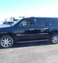 gmc yukon xl 2012 black suv denali flex fuel 8 cylinders all whee drive automatic with overdrive 28557