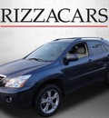 lexus rx 2007 blue navi suv 400h hybrid awd hybrid 6 cylinders all whee drive automatic with overdrive 60546