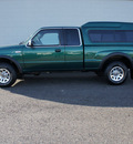 mazda b3000 1999 green se 4x4 flex fuel efi 4 wheel drive automatic with overdrive 98371