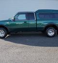 mazda b3000 1999 green se 4x4 flex fuel efi 4 wheel drive automatic with overdrive 98371