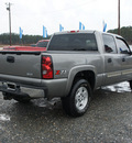 chevrolet silverado 1500 2006 gray flex fuel 8 cylinders 4 wheel drive automatic 27569