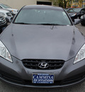 hyundai genesis coupe 2012 gray coupe 2 0t gasoline 4 cylinders rear wheel drive automatic 94010
