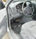 kia sedona 2003 gray van lx gasoline 6 cylinders dohc front wheel drive automatic 55016