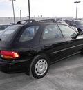 subaru impreza 1999 black wagon l gasoline 4 cylinders all whee drive 5 speed manual 55420
