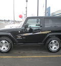 jeep wrangler 2009 black suv sahara gasoline 6 cylinders 4 wheel drive 6 speed manual 13502