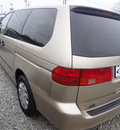 honda odyssey 2000 beige van lx gasoline v6 front wheel drive automatic 45324