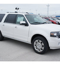 ford expedition el 2012 white suv limited flex fuel 8 cylinders 2 wheel drive automatic 77388