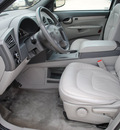 buick rendezvous 2005 white suv cxl awd gasoline 6 cylinders all whee drive automatic 75228