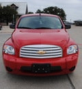 chevrolet hhr 2009 red suv ls gasoline 4 cylinders front wheel drive automatic 76087