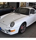 porsche 911 1996 white coupe turbo gasoline 6 cylinders all whee drive automatic 98226