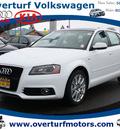 audi a3 2012 white wagon 2 0 tdi premium plus diesel 4 cylinders front wheel drive steptronic 99336