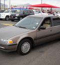 honda accord 1990 gold sedan lx gasoline 4 cylinders front wheel drive standard 79925