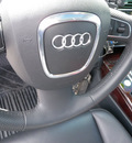 audi a6 2010 black sedan 3 0t quattro prestige gasoline 6 cylinders all whee drive automatic 32401
