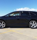 toyota venza 2009 black wagon fwd v6 gasoline 6 cylinders front wheel drive shiftable automatic 90241