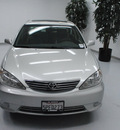 toyota camry 2005 gray sedan xle v6 gasoline 6 cylinders front wheel drive automatic 91731