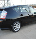 toyota prius 2008 black hatchback hybrid 4 cylinders front wheel drive automatic 75228