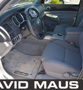 toyota tacoma 2010 silver prerunner sr5 trd gasoline 6 cylinders 2 wheel drive automatic 32771