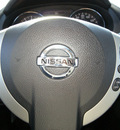 nissan rogue 2011 silver s gasoline 4 cylinders all whee drive automatic 80911