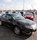 ford fusion 2012 black sedan sel awd flex fuel 6 cylinders all whee drive automatic with overdrive 60546