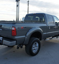 ford f 250 super duty 2011 gray xlt biodiesel 8 cylinders 4 wheel drive automatic 76087