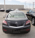 acura tl 2012 dk  gray sedan gasoline 6 cylinders front wheel drive automatic with overdrive 60462