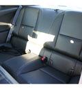 chevrolet camaro 2012 silver coupe lt gasoline 6 cylinders rear wheel drive 6 spd auto onstar,1 yr sa 77090