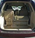 honda odyssey 2009 maroon van ex gasoline 6 cylinders front wheel drive automatic 13502