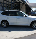 bmw x3 2008 white suv 3 0si gasoline 6 cylinders all whee drive automatic 27616