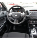 mitsubishi lancer 2012 lt  gray sedan gt gasoline 4 cylinders front wheel drive automatic 78238