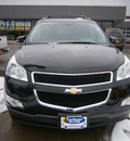 chevrolet traverse 2009 black suv gasoline 6 cylinders all whee drive automatic 13502