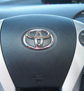 toyota prius 2010 white i hybrid 4 cylinders front wheel drive automatic 75228