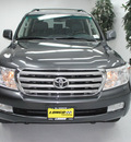 toyota land cruiser 2011 gray suv gasoline 8 cylinders 4 wheel drive automatic 91731