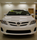 toyota corolla 2012 white corolla gasoline 4 cylinders front wheel drive automatic 27707