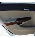 honda accord 2011 white sedan ex l v6 gasoline 6 cylinders front wheel drive automatic 77065