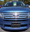 ford edge 2009 blue suv sport 6 cylinders automatic 32401