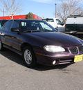 pontiac grand am 1997 purple sedan se 4 cylinders automatic 80229