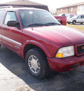 gmc jimmy 1999 dark red suv sle v6 automatic 14224