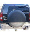 hummer h3 2009 black suv 5 cylinders automatic 13502