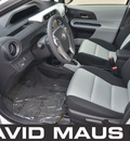 toyota prius 2012 silver hatchback c 4 cylinders automatic 32771