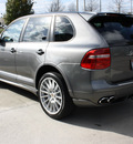 porsche cayenne 2010 gray suv gts gasoline 8 cylinders all whee drive automatic 27616
