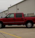gmc sonoma 2002 red sls gasoline 6 cylinders 4 wheel drive automatic 62034
