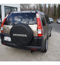 honda cr v 2006 sahara sand suv ex gasoline 4 cylinders all whee drive automatic with overdrive 07724