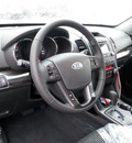 kia sorento 2012 snow white pearl ex gasoline 4 cylinders all whee drive automatic 19153