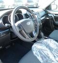 kia sorento 2012 dark cherry lx gasoline 4 cylinders front wheel drive automatic 19153