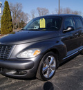chrysler pt cruiser 2004 graphite gray wagon gt gasoline 4 cylinders front wheel drive automatic 61008