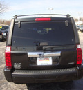 jeep commander 2008 black suv limited gasoline 8 cylinders 4 wheel drive automatic 60443