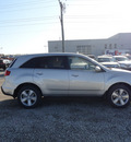 acura mdx 2012 gray suv tech awd gasoline 6 cylinders all whee drive automatic with overdrive 60462