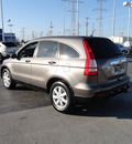honda cr v 2009 gray suv ex 4x4 gasoline 4 cylinders all whee drive automatic with overdrive 60462