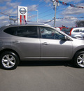 nissan rogue 2009 gray suv gasoline 4 cylinders all whee drive automatic 13502